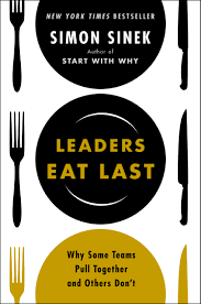 quotes about leadership lincoln leaders eat last