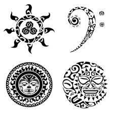 polynesian tribal tattoo designs meanings 1000 geometric