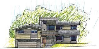 split level transformation barrett studio architects