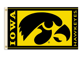 Iowa Hawkeyes Flag Hawkeye Flag Images