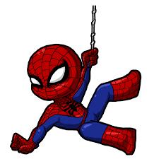 spiderman baby clipart clipartxtras
