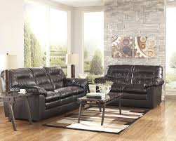 Ashley Furniture Futon Sofa Bed Leher Geor Chaise Alenya