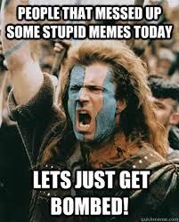 People Are Stupid Meme - 16 memes that literally make no sense smosh