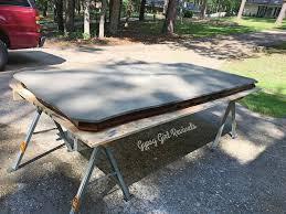 diy concrete table top diy concrete tabletop hometalk