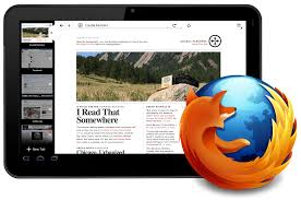 firefox for android firefox for android tablets unveiled android community