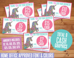 gift cards for small business llr gift certificate etsy