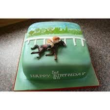 horse racing theme cake celebration cakes by carol