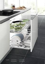 Kitchen Cabinet Plate Rack Storage Kitchen Modern Kitchen Shelves Sliding Storage Shelves Kitchen