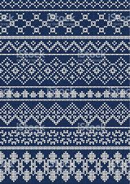 ugly sweater pattern 1 stock vector art 604008210 istock