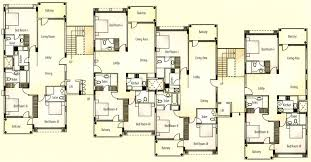 floor plan apartment apartments typical floor plan ground stilted parking house plans
