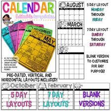u0026 newsletter template bundle brights kidlettes edition