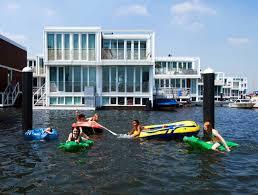 Floating Houses Floating Homes Inhabitat Green Design Innovation