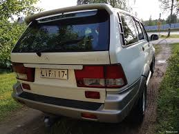 100 ssangyong musso deisel manual used ssangyong musso your