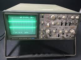 hitachi v 680 oscilloscope 60mhz for parts or repair u2022 89 99