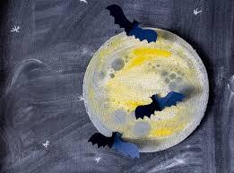 halloween pic art halloween moon art
