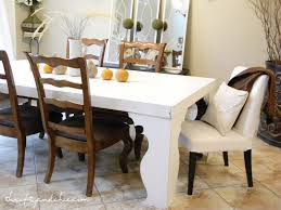 dining room farmhouse table thrifty and chic diy projects and home decor