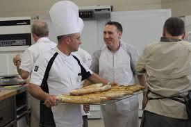 formateur en cuisine sebastien chevallier un stage pour les formateurs en boulangerie