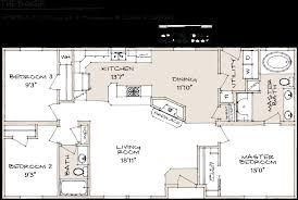 Biltmore Floor Plan Columbia Manufactured Homes Marlette Manufactured Homes