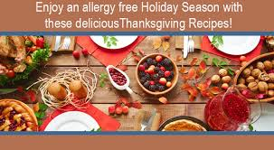 great fall thanksgiving recipes for with food allergies