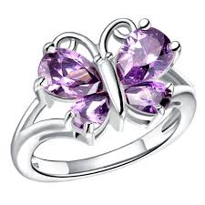 Purple Wedding Rings by Cheap Beautiful Engagement Rings Promotion Shop For Promotional