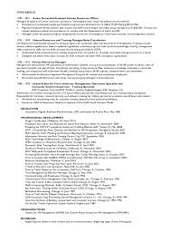 Director Of Human Resources Resume Resume Steve Badillo Director Hr Manager March 2015