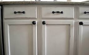 Glaze Kitchen Cabinets Black Glazed Kitchen Cabinets U2014 All Home Design Ideas Best White