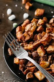 Cast Iron Cooking Herbed Skillet Potatoes Southern Cooking Blog The Kentucky Gent