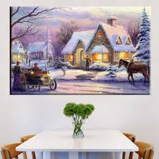 online get cheap thomas kinkade paintings for sale aliexpress com