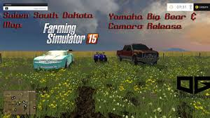 Map South Dakota Farming Simulator 2015 Salem South Dakota Map And Offspring