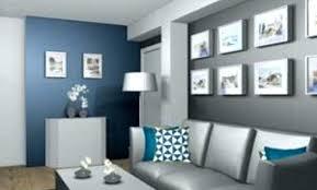 cuisine bleu petrole salon bleu petrole peinture grise salon peinture cuisine bleu gris