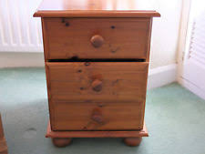 Gold Bedside Table Gold Bedside Tables And Cabinets Ebay