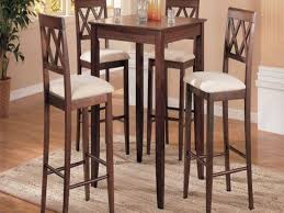 Contemporary Bar Table Bar Stools Marvelous Pieces Wood Bar Table Set With Bar Stools