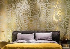 chambre tapisserie deco dcoration avec papier peint ides