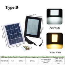 Defiant Solar Motion Security Light Defiant 84045 48 Light Outdoor White Solar Led Motion Flood