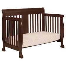 Convertible Crib With Toddler Rail Davinci Porter 4 In 1 Convertible Crib With Toddler Rail Target