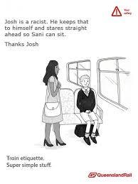 Qr Memes - the best of the queensland rail ad meme