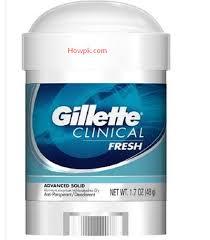 10 best antiperspirants for men for excessive sweating howpk