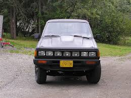 nissan pickup 4x4 monster max 1984 nissan 720 pick up specs photos modification