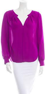 purple silk blouse haute hippie silk blouse where to buy how to wear