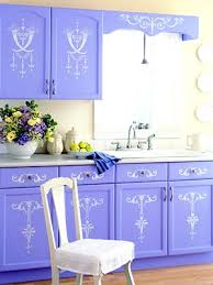 stencils for kitchen cabinets painted and stenciled kitchen cabinets hooked on houses
