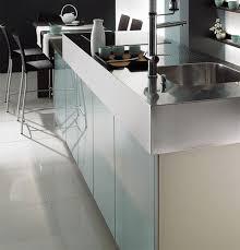 cuisine facade verre le verre synthétique l alternative du verre inspiration cuisine