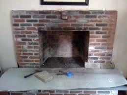 Martin Gas Fireplace by Meg U0026 The Martin Men Fireplace Transformation