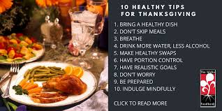 10 healthy thanksgiving tips the idaho foodbank