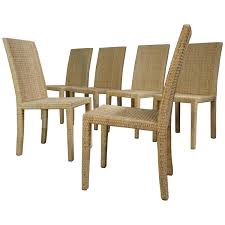 rattan chairs 158 for sale at 1stdibs