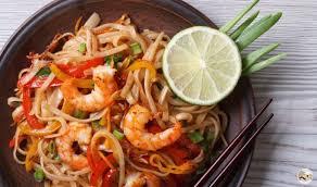 comment cuisiner des nouilles chinoises nouilles chinoises cuisinées à toutes les sauces