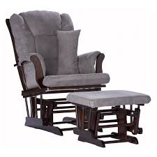 Wooden Glider Swing Plans by Ottomans Best Chairs Kersey Upholstered Swivel Glider Recliner