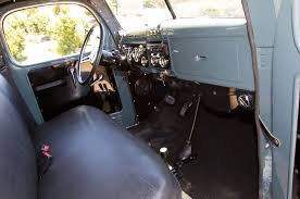 Classic Ford Truck Interiors - behind the wheel of the legacy classic trucks power wagon