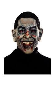 Barack Obama Halloween Costume Barack Obama Zombie Mask Zombie Version