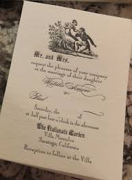 antique style using antique ephemera for wedding invitations