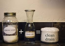 Cleaning Bathroom Sink Drain Diy How To Clean Bathroom Sink Drain With Vinegar And Baking Soda